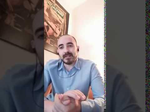 Luigi Muto psicologo e ex breaker